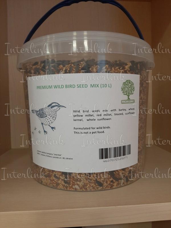 Семена (корм) для диких птиц